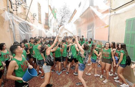 """Solche Bilder von einer """"Verbena"""" auf Mallorca wird es dieses Jahr nicht geben."""