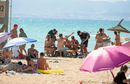 So lässt sich auf Mallorca angenehm Urlaub machen. Und auf dieses Gefühl wollen viele Deutsche auch in diesem Sommer nicht verzichten.