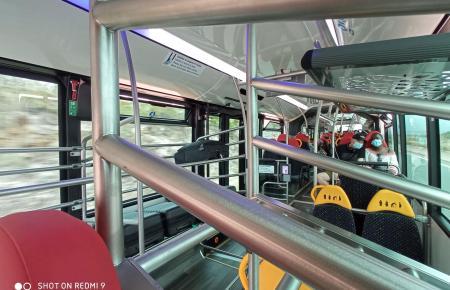 Die Aerotib-Busse sind nur etwas teurer als die üblichen Tib-Busse.