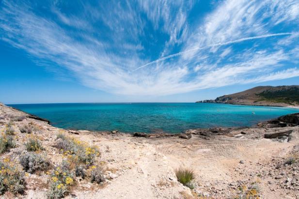 Nach der schwülen Hitze wird es wieder angenehmer auf der Insel.
