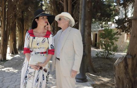 Catherine Zeta-Jones und Michael Douglas vor einigen Jahren in Valldemossa.