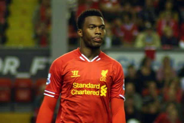 Daniel Sturridge im Trikot des FC Liverpool.
