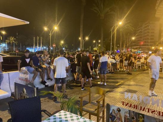 Solche Zustände will man auf Mallorca nicht mehr sehen.