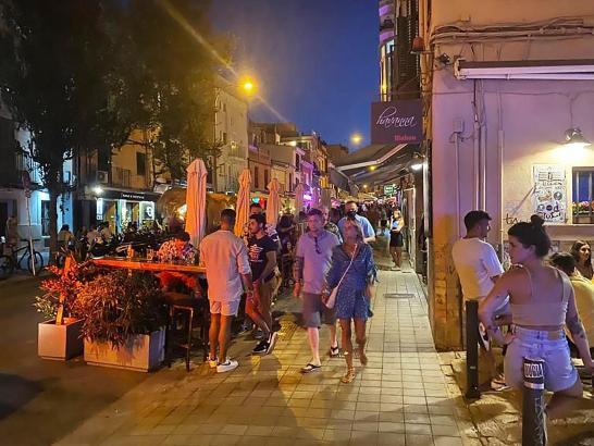 Ein ausuferndes Nachtleben wird es auf Mallorca bis auf Weiteres nicht mehr geben.
