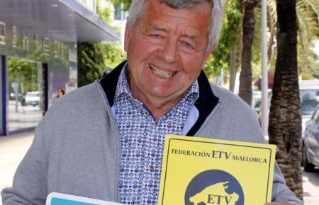 Jordi Cerdó steht dem Verband der Ferienvermieter auf Mallorca vor.