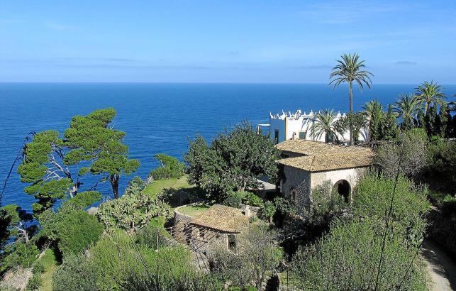 Das traumhafte S'Estaca-Anwesen bei Valldemossa.