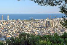 """Die katalanosche Hauptstadt ist Schauplatz der Romane um José """"Pepe"""" Carvalho."""