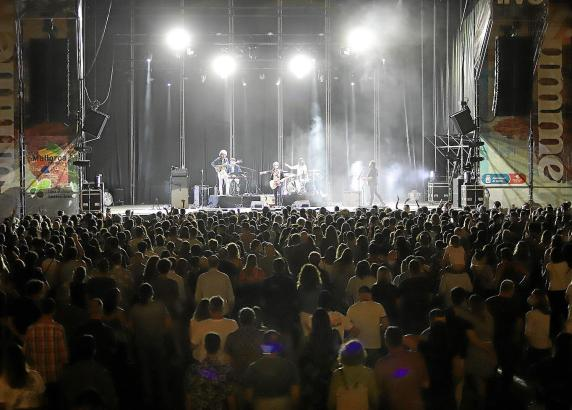Der Zutritt zu Konzerten könnte bald nur noch mit einem Impfnachweis möglich sein – und zwar dem offiziellen der Balearen-Regierung