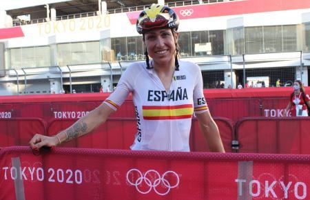 Mavi García nimmt in Tokio zum ersten Mal an Olympischen Spielen teil.