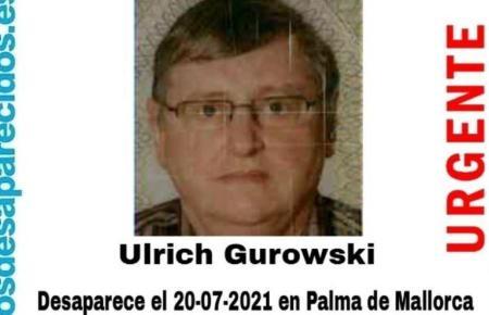 Ulrich Gurowski ist seit fast einer Woche verschwunden.