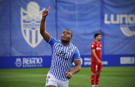 Vinícius Tanque wurde in seiner ersten Saison auf Mallorca zu einem Liebling der Fans.
