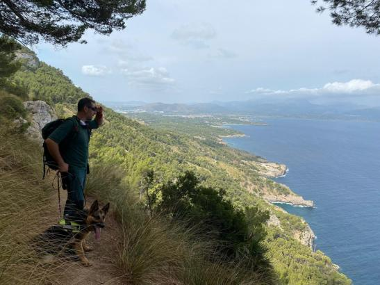 So sieht es auf der Halbinsel La Victòria aus.