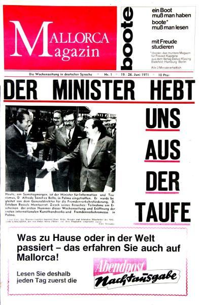 MM-Titelbild 1/1971