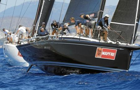 Wenn die Boote im Wind die Bahía de Palma durchpflügen, sind sie eine Augenweide