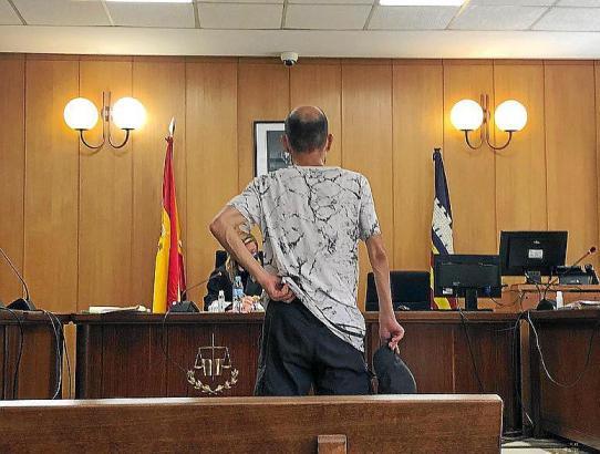 Der Mann musste sich vor Gericht verantworten.