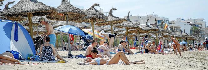 732 touristische Unterkünfte sind momentan auf Mallorca geöffnet.