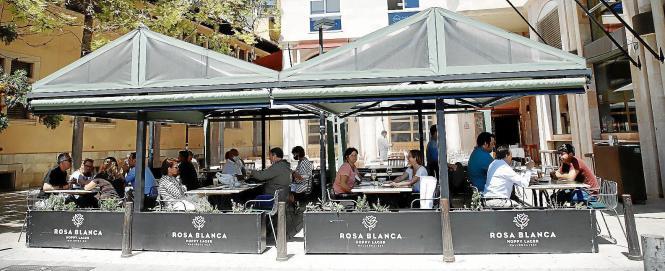 Die Nachfrage nach qualitativ hochwertigen Restaurants steigt.