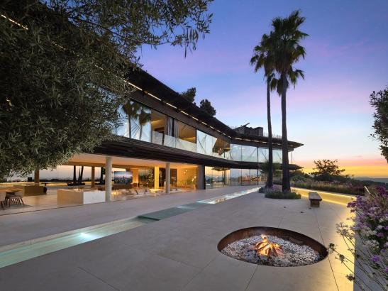 Die Luxus-Villa befindet sich in Son Vida