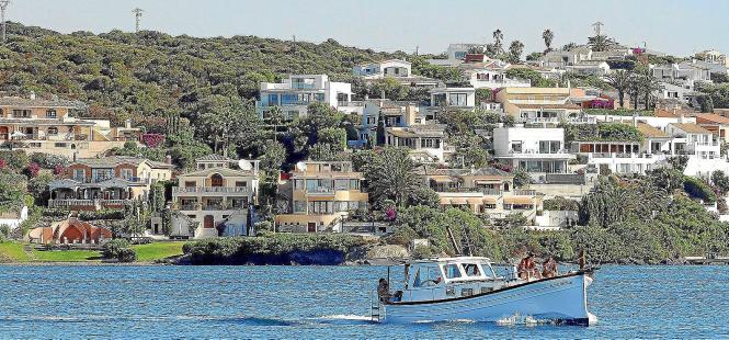 Ein Haus am Meer: Der Traum von vielen ausländischen Käufern auf den Balearen.