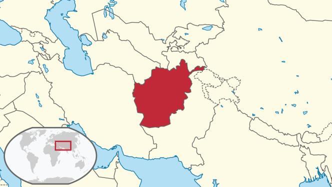 Afghanistan befindet sich in Zentralasien.