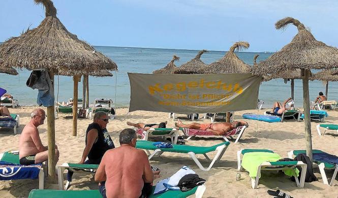 Zahlreiche Kegelclubs werden im Herbst auf Mallorca erwartet.