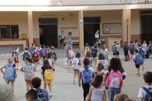 In diesem Jahr startet das Schuljahr mit Präsenzunterricht.