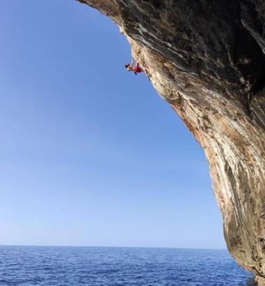 """""""Psicobloc"""" wurde in den vergangenen Jahren auf Mallorca immer populärer."""