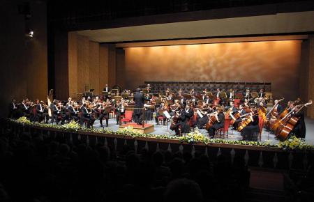 Die Insel-Sinfoniker werden von Pablo Melgar geleitet.