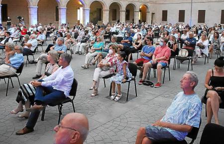 Konzerte sollen nach dem Willen der Balearenregierung nur mit dem Impfpass besucht werden können.