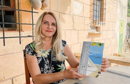 Autorin Pia Stein.