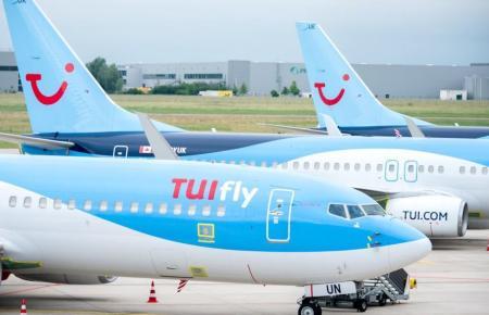 TUI-Fly-Jets werden im Herbst öfter auch nach Mallorce fliegen.