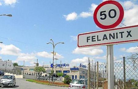 Der Unfall geschah in der Nähe von Felanitx.