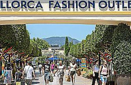 "Das ""Mallorca Fashion Outlet"" befindet sich in Marratxí."