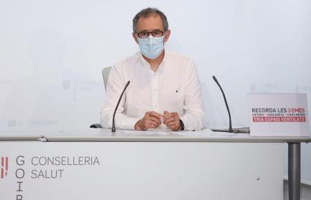 Javier Arranz, der Corona-Experte der Balearenregierung.