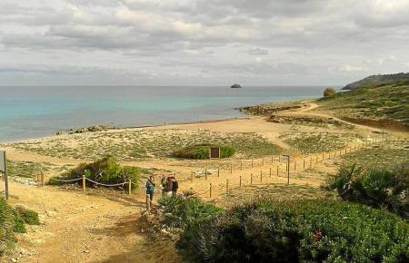 Der Strand befindet sich etwa 12 Kilometer von Artà entfernt.