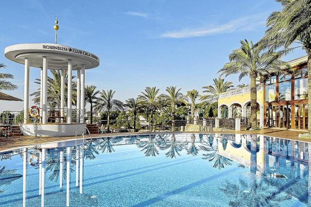 Der Robinson Club Cala Serena bleibt auch in den Wintermonaten geöffnet.