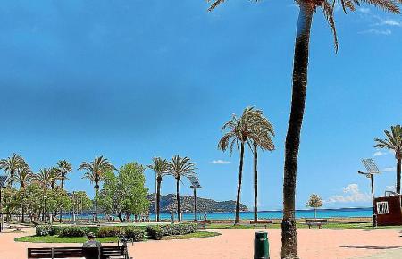 Trotz Kunst-Offensive werden viele Urlauber Cala Millor auch weiterhin vor allem wegen des schönen Strands ansteuern.