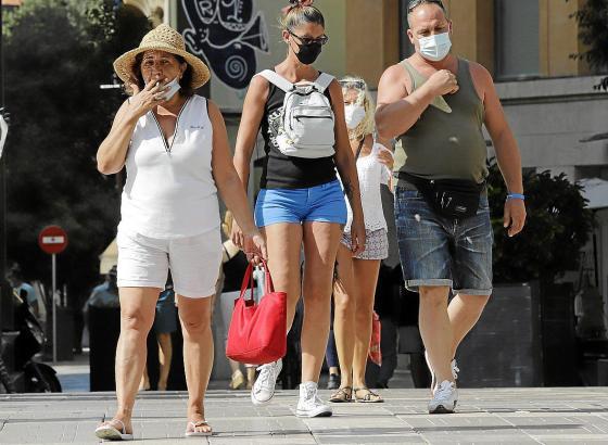 Auf den Balearen sind fast 80 Prozent der Bevölkerung gegen Covid-19 geimpft.
