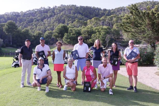 Das sind alle Gewinner des MM-Golfturniers in Camp de Mar.