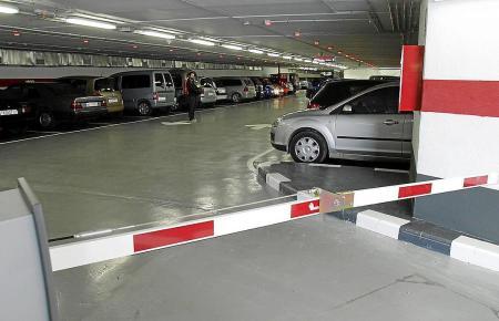 Wer einen Parkplatz in Palmas Zentrum erwerben will, muss ordentlich in die Tasche greifen.