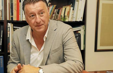 Edwin Weindorfer ist Gründer und CEO der Emotion Group.
