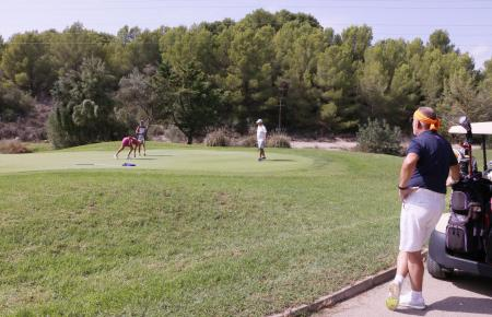 MM-Golfcup 2021 – Der Ausklang des Events am Halfwayhouse