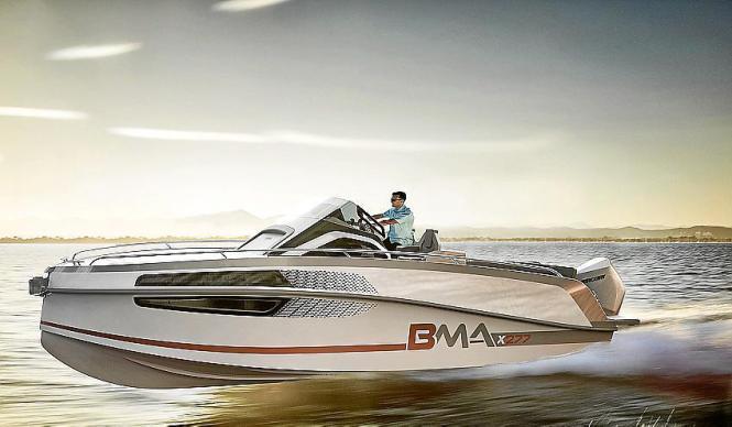 Die BMA x277 wurde im italienischen Genua mit einem Design-Award ausgezeichnet.