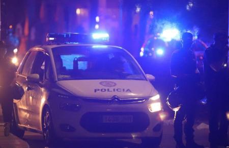 Lokalpolizisten im Nachteinstz in Palma (Archivbild).