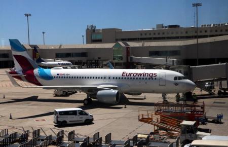 Die Airline verkehrt täglich mehrmals zwischen Mallorca und Deutschland.