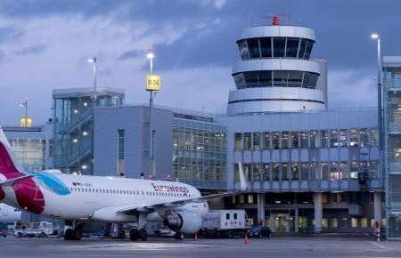 Im Flughafen wird zwischen dem 8. und 24. Oktober viel Betrieb erwartet.