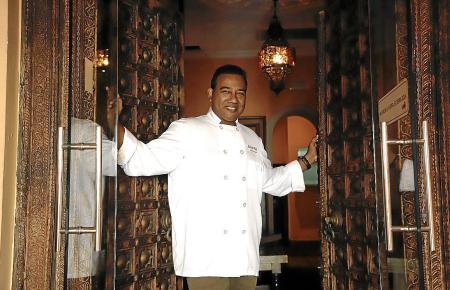 Shahin Awal eröffnete das Restaurant Basmati vor 18 Jahren.