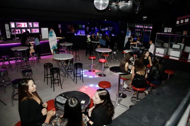 """Der Nachtclub """"Lunita"""" in Can Pastilla am Freitagabend."""