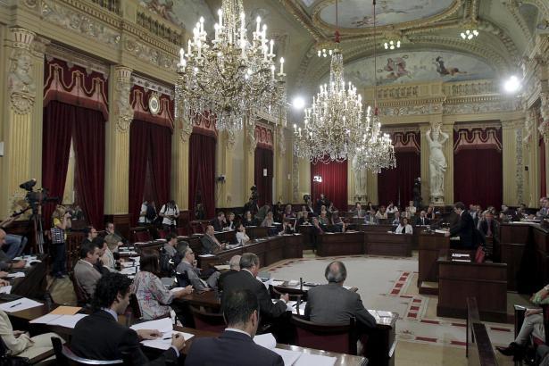 PALMA POLITICA AUTONOMICA. DEBATE DE POLITICA GENERAL DE LA LEGISLATURA EN EL PARLAMENT BALEAR.
