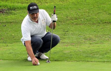 MM-Golftrophy 2011 - Der Tag